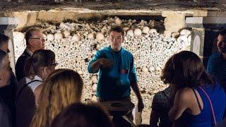 Paris Catacombs Skip-The-Line Tour by Blue Fox Travel