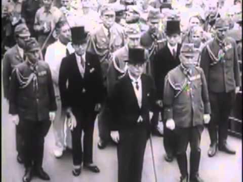 Macarthur speech at Tokyo Bay Japanese Surrender 1945