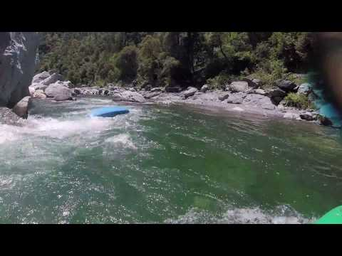 Tongue and Groove Rapid, North Fork American River, 640 cfs, May 2018