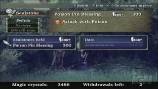 Valkyrie Profile 2: Silmeria PlayStation 2 Gameplay -
