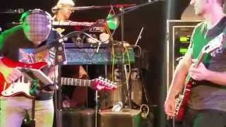 """ Cosmic Debris"" Zappa plays Zappa @  Stone Pony NJ  9/18/15"