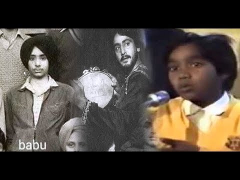 Old Pictures of Babbu Maan , Diljit...