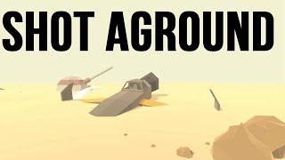 Shot Aground - Indie Freebie - #SpaceCowboyGameJam