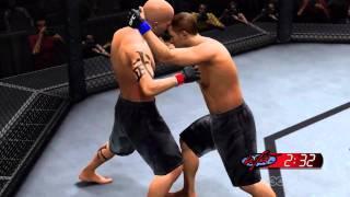 UFC Undisputed 3 - Career Mode Gameplay