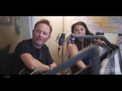 Interview with Chris Tomlin LIVE at WGTS 91.9