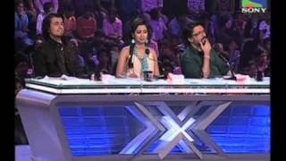 X Factor India - Nimisha Deb, the Sunidhi Chauhan of X Factor - X Factor India - Episode 4 -  1st June 2011