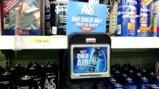 Vid 20140617 205607 ac pro pos video @ walmart hilltown pa - i was walking around the auto repair section of my local store when came across this l...
