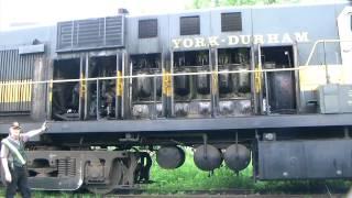 How It Works: Diesel Electric Locomotive