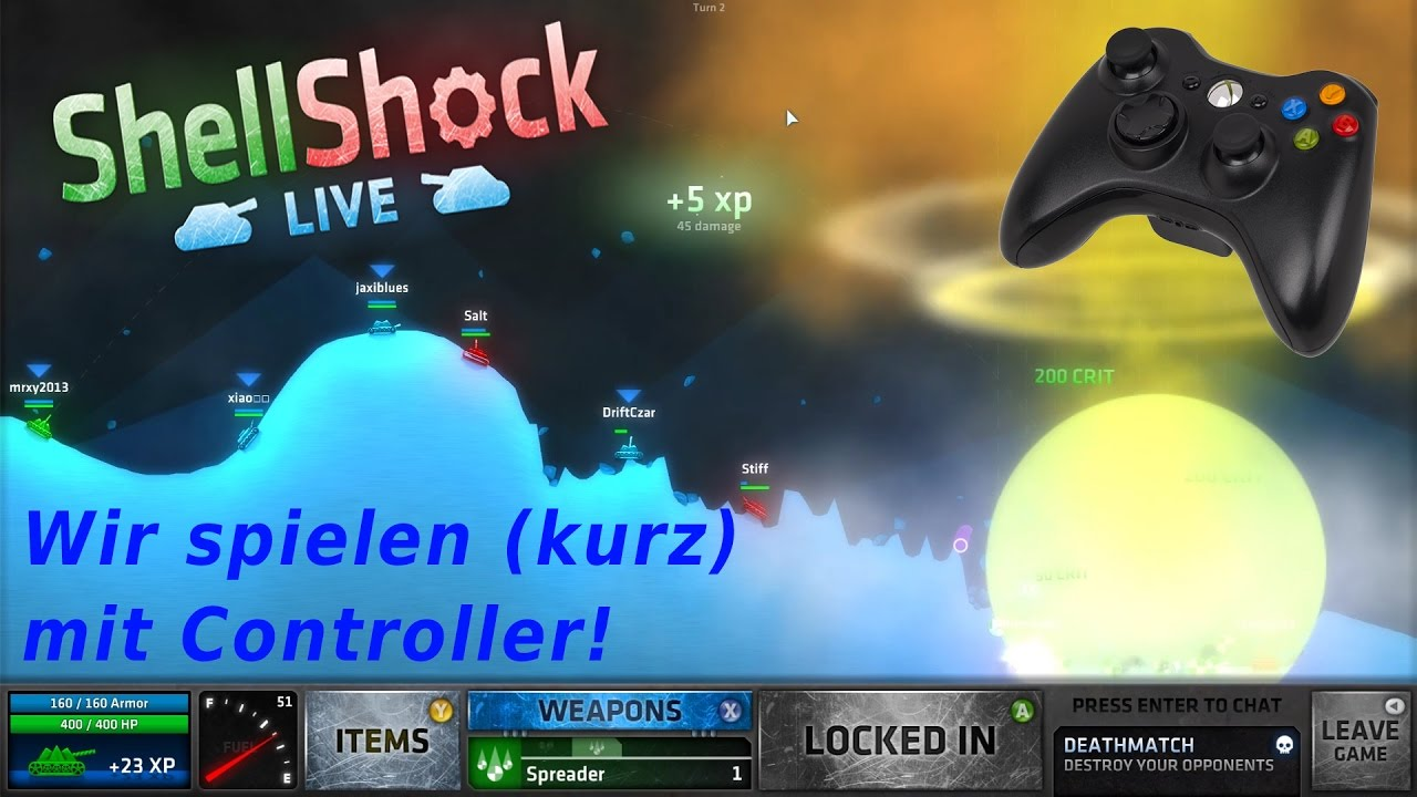 Shellshock Live Kostenlos Spielen