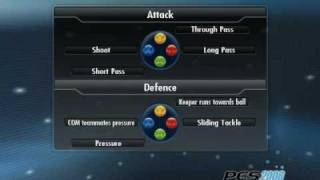 Pro Evolution Soccer 2008 Maxed Settings