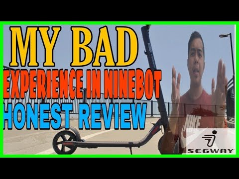 BAD EXPERIENCE IN NINEBOT ES2 AFTER 874km TOTAL MILEAGE | 5MONTHS OLD | A HONEST REVIEW