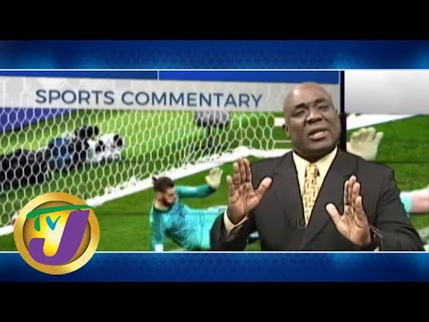 Sports Commentary   April 24 2019