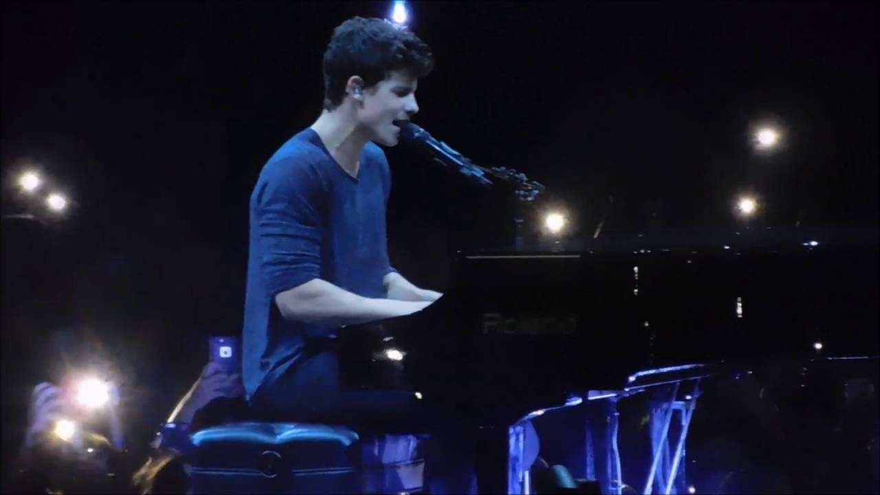 Shawn Mendes Life Of The Party Live At Madison Square Garden Youtube
