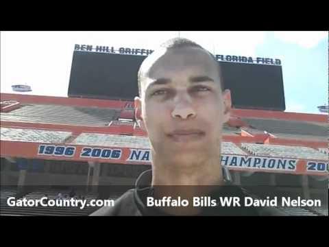 David Nelson talks rookie season, 2011 NFL lockout