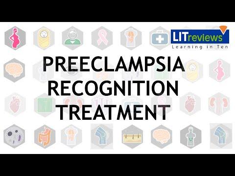 Preeclampsia Recognition Treatment
