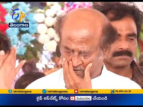 Friends, Fans Pay Tributes To Actor & Politician Ambareesh