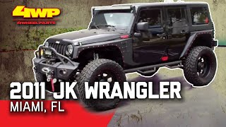 Video Jeep JK Wrangler Parts Miami FL 4 Wheel Parts download MP3, 3GP, MP4, WEBM, AVI, FLV Juli 2018