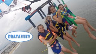 Perfect Parasailing with Friends! (WK 240.6) | Bratayley