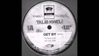 Talib Kweli - Get By Instrumental