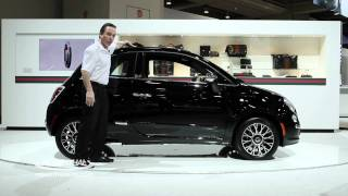 2012 Fiat 500 By Gucci Show & Tell