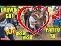 DARWIN de El Salvador GO - Tremendo Beso a PATITO SV / Asi se Conquista a Una Mujer Salvadoreña N° 1