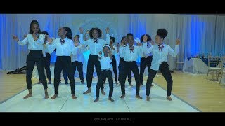 Congolese Wedding Dance (Nako zonga te Choreography)