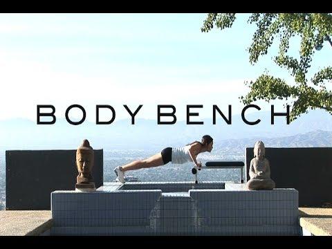 THE BODY BENCH