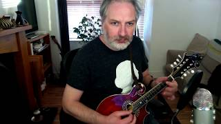 The Green Fields Of Rossbeigh (reel) on mandolin
