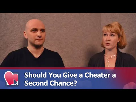 Should You Give a Cheater a Second Chance? - by Mike Fiore & Nora Blake