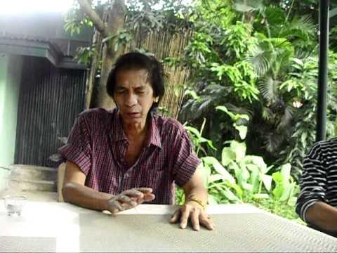 Interview with Mr. Eduardo Castrillo