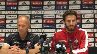 """Europa League, Hasani: """"Perisic ha fatto l'in bocca al lupo al club"""""""