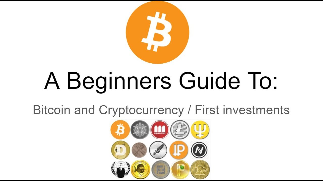 A beginners guide to cryptocurrency