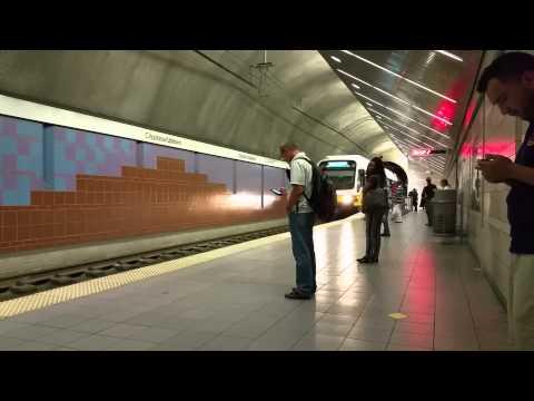 Yes, Dallas has subways.