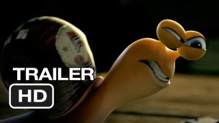 Turbo Official Trailer #1 (2013) - Ryan Reynolds Movie HD