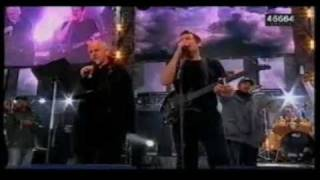 Johnny Clegg & Peter Gabriel - Asimbonanga (46664 Arctic 2005)
