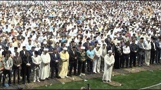 10 тысяч мусульман собрал ифтар на стадионе Казань Арена