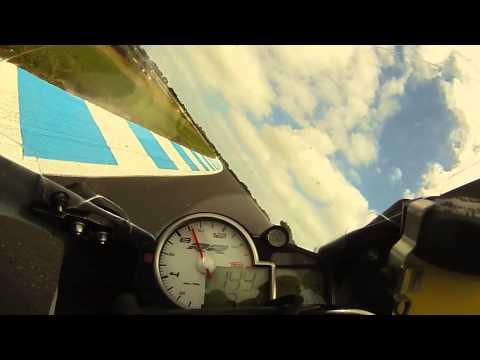 Phillip Island Grand Prix Circuit Track Lap 2015