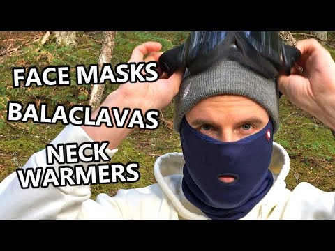 Top 5 Picks for Snowboard Face Masks, Balaclavas & Neck Warmers