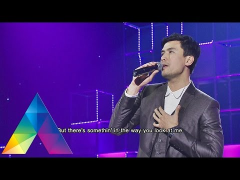 A NIGHT TO REMEMBER - The Way You Look At Me Christian Bautista (16/02/16)