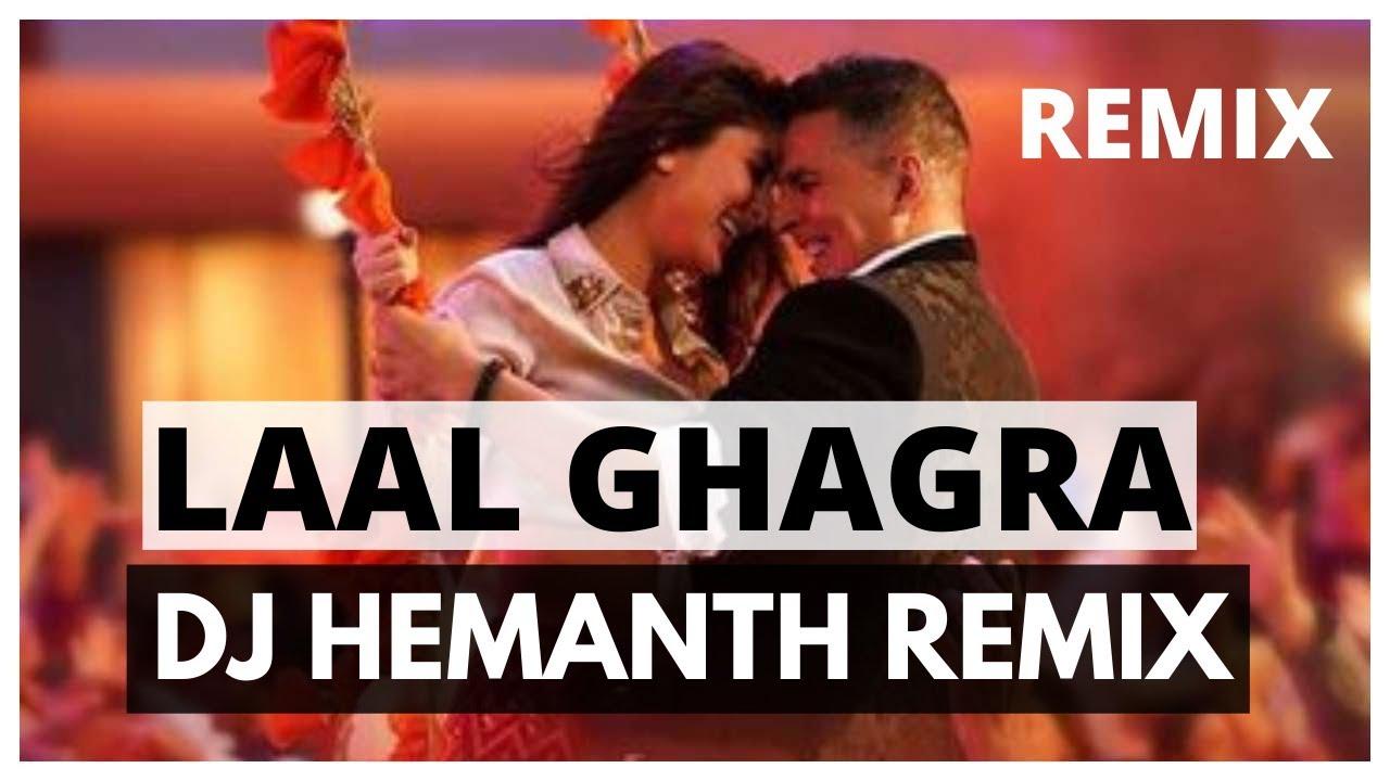 Laal Ghaghra Remix | Good News | DJ Hemanth Remix | Lal ...