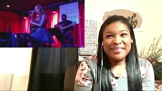 REACTION : Glennis Grace -Stay By Rhianna