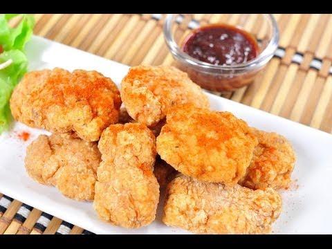 นักเก็ตไก่ - วิธีทำนักเก็ต Chicken Nugget