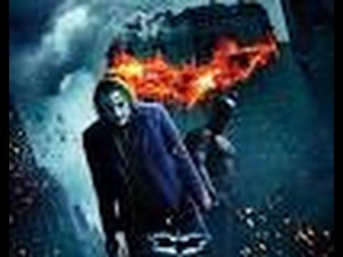 BATMAN The Dark Knight - PERSONAJES DURANTE Y DESPUES DE LA PELICULA