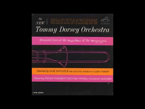 The NEW Tommy Dorsey Orchestra w/Sam Donahue Live album 1963