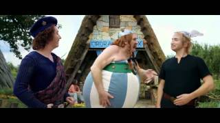 Астерикс и Обеликс в Британии - русский трейлер 2012 HD