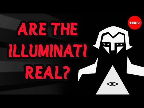 Video image: Are the illuminati real? - Chip Berlet