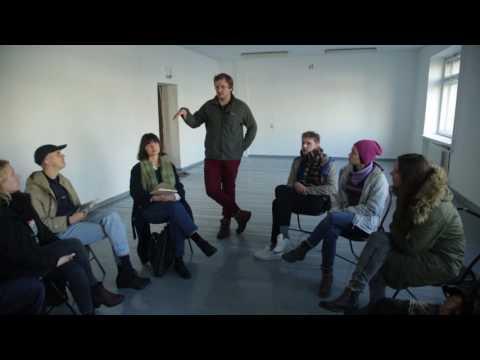 Young Curators & Art Operators Network. Murmansk