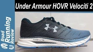 Under Amour HOVR Velociti 2 Preview   La primera mixta con HOVR en mediasuela