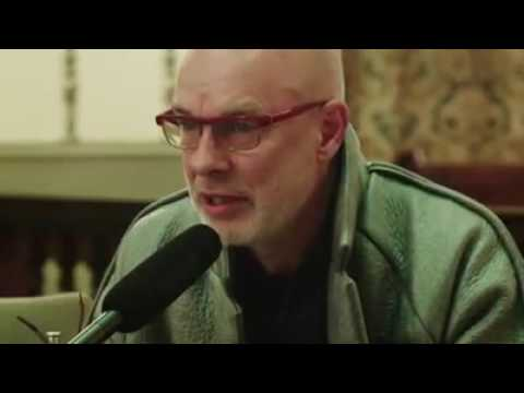 Brian Eno message - Don't get a job