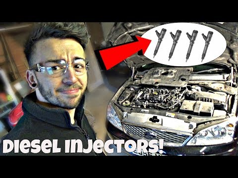 Mondeo 2.0 tdci Injector Replacement - How to
